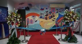 AC Cagayan de Oro Mural