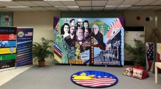 AC Dumaguete Mural